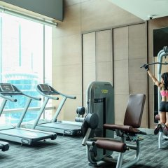 Отель Eastin Grand Hotel Sathorn Таиланд, Бангкок - 10 отзывов об отеле, цены и фото номеров - забронировать отель Eastin Grand Hotel Sathorn онлайн фитнесс-зал фото 3