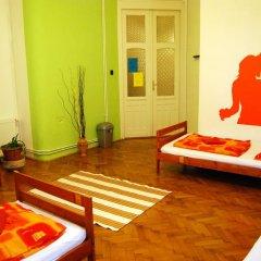 Boomerang Hostel and Apartments Стандартный номер с различными типами кроватей (общая ванная комната) фото 3