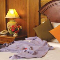 Отель Lanta Casuarina Beach Resort 3* Вилла с различными типами кроватей