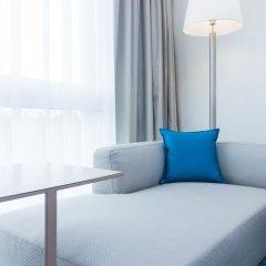 Отель Courtyard by Marriott Brussels 4* Номер Делюкс с различными типами кроватей фото 4