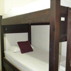 Отель Hostal Pajara Pinta Кровать в общем номере с двухъярусной кроватью фото 19