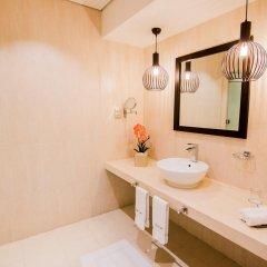 Signature Hotel Al Barsha ванная фото 2