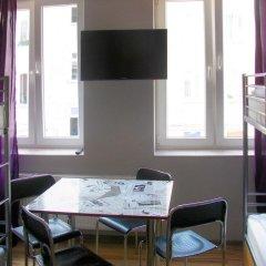 Hostel Praga комната для гостей