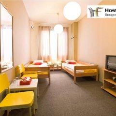 Hostel Fair Стандартный номер с 2 отдельными кроватями фото 6