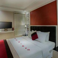 Oriental Central Hotel 3* Улучшенный номер с различными типами кроватей фото 9