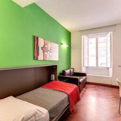 Отель Residenza Borghese 3* Стандартный номер с двуспальной кроватью фото 4