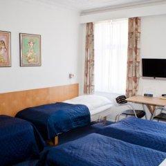 Отель Saga Hotel Дания, Копенгаген - 8 отзывов об отеле, цены и фото номеров - забронировать отель Saga Hotel онлайн комната для гостей фото 3