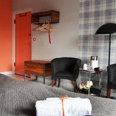 Отель Republika Słoneczna 4* Стандартный номер с различными типами кроватей фото 11