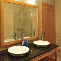 Отель Sea View Dupplex Silver Coast ванная