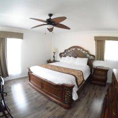 Отель Sunset Motel 2* Люкс с различными типами кроватей фото 13