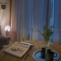 Дизайн-отель Brick 4* Люкс с различными типами кроватей фото 24