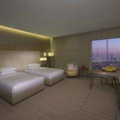 Отель Hyatt Regency Dubai Creek Heights 5* Стандартный номер с различными типами кроватей фото 12