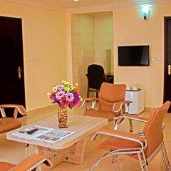 Beni Gold Apartment Hotel Лагос интерьер отеля фото 2