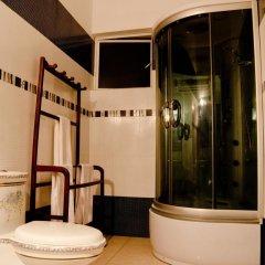 Отель Aaron Beach Villa ванная фото 2