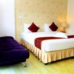 Отель Chaweng Park Place 2* Улучшенный номер с различными типами кроватей фото 15