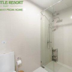 Отель The Title Phuket 4* Улучшенный номер с разными типами кроватей фото 6