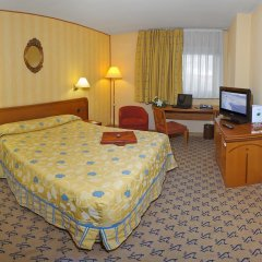 Отель Sercotel Horus Salamanca 4* Стандартный номер с различными типами кроватей фото 3