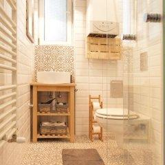 Отель Rent Flat Apartment - Ráday Венгрия, Будапешт - отзывы, цены и фото номеров - забронировать отель Rent Flat Apartment - Ráday онлайн ванная