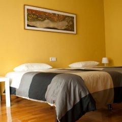 Отель Pension Arkano Etxea Стандартный номер с двуспальной кроватью (общая ванная комната)