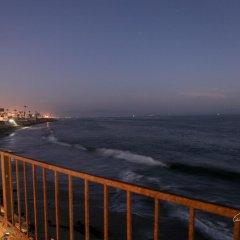 California Trailer Park & Hotel пляж