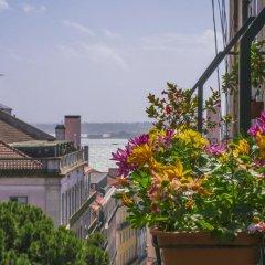 Отель Casinha Das Flores 3* Улучшенный номер фото 10