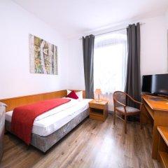 Отель ArtHotel City 3* Стандартный номер с различными типами кроватей фото 3
