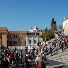 Отель RSH Luxury Spanish Steps Terrace Италия, Рим - отзывы, цены и фото номеров - забронировать отель RSH Luxury Spanish Steps Terrace онлайн спортивное сооружение