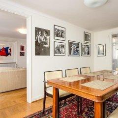 Апартаменты Collectors Victory Apartments Стокгольм питание