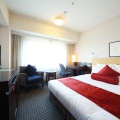 Отель ANA Crowne Plaza Narita 4* Стандартный номер с различными типами кроватей фото 5