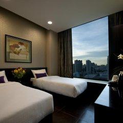 Отель V Lavender Улучшенный номер фото 5