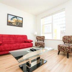 Отель Ginosi Wilshire Apartel Апартаменты с различными типами кроватей фото 3