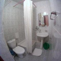 Гостиница Форсаж Стандартный номер с двуспальной кроватью фото 5