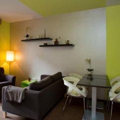 Отель Vivaldi Apartments Budapest Венгрия, Будапешт - отзывы, цены и фото номеров - забронировать отель Vivaldi Apartments Budapest онлайн комната для гостей фото 2