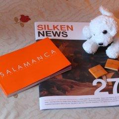 Hotel Silken Rona Dalba 3* Стандартный номер с различными типами кроватей