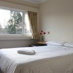 The Redhurst Hotel 3* Стандартный номер с различными типами кроватей фото 6