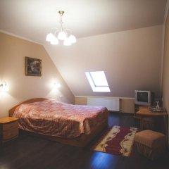 VIP Hotel Стандартный номер двуспальная кровать фото 2