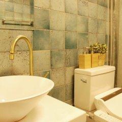 Отель The Mei Haus Hongdae 3* Номер Делюкс с 2 отдельными кроватями фото 3