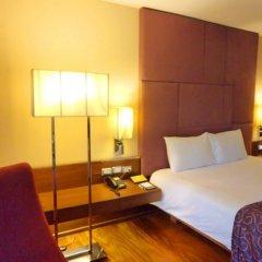Отель CITICHIC Sukhumvit 13 Bangkok by Compass Hospitality 3* Номер Делюкс с различными типами кроватей