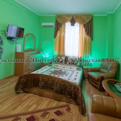 Гостиница Императрица Номер Комфорт с разными типами кроватей фото 42