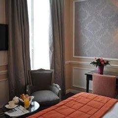 Hotel de LUniversite 3* Стандартный номер с различными типами кроватей фото 8