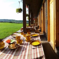 Отель Guest House And Camping Jurmala Стандартный номер фото 19