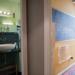 Отель Appartamento Design Flaminio Италия, Рим - отзывы, цены и фото номеров - забронировать отель Appartamento Design Flaminio онлайн ванная фото 2