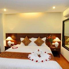 Hanoi Golden Hotel 3* Номер Делюкс с различными типами кроватей фото 16