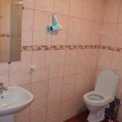 Гостиница Aparthotel Flora Украина, Харьков - отзывы, цены и фото номеров - забронировать гостиницу Aparthotel Flora онлайн ванная