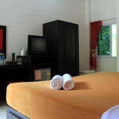 Отель Siva Buri Resort 2* Стандартный номер с различными типами кроватей фото 3