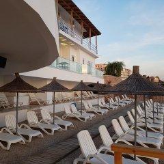 Отель Delfini Албания, Саранда - отзывы, цены и фото номеров - забронировать отель Delfini онлайн пляж