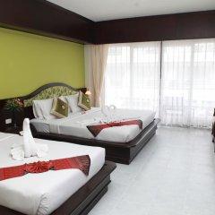 Samui First House Hotel 3* Номер Делюкс с различными типами кроватей фото 9