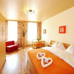 Отель Franzenshof Австрия, Вена - 1 отзыв об отеле, цены и фото номеров - забронировать отель Franzenshof онлайн комната для гостей фото 3