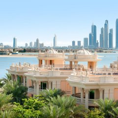 Kempinski Hotel & Residences Palm Jumeirah 5* Вилла с различными типами кроватей фото 4