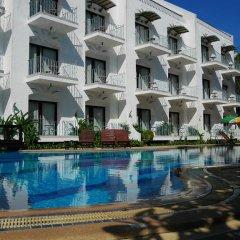 Отель Naklua Beach Resort 3* Стандартный номер с различными типами кроватей фото 15